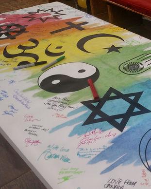 interfaith resources NC SC