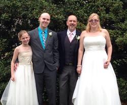 Lemons-Shaffer wedding