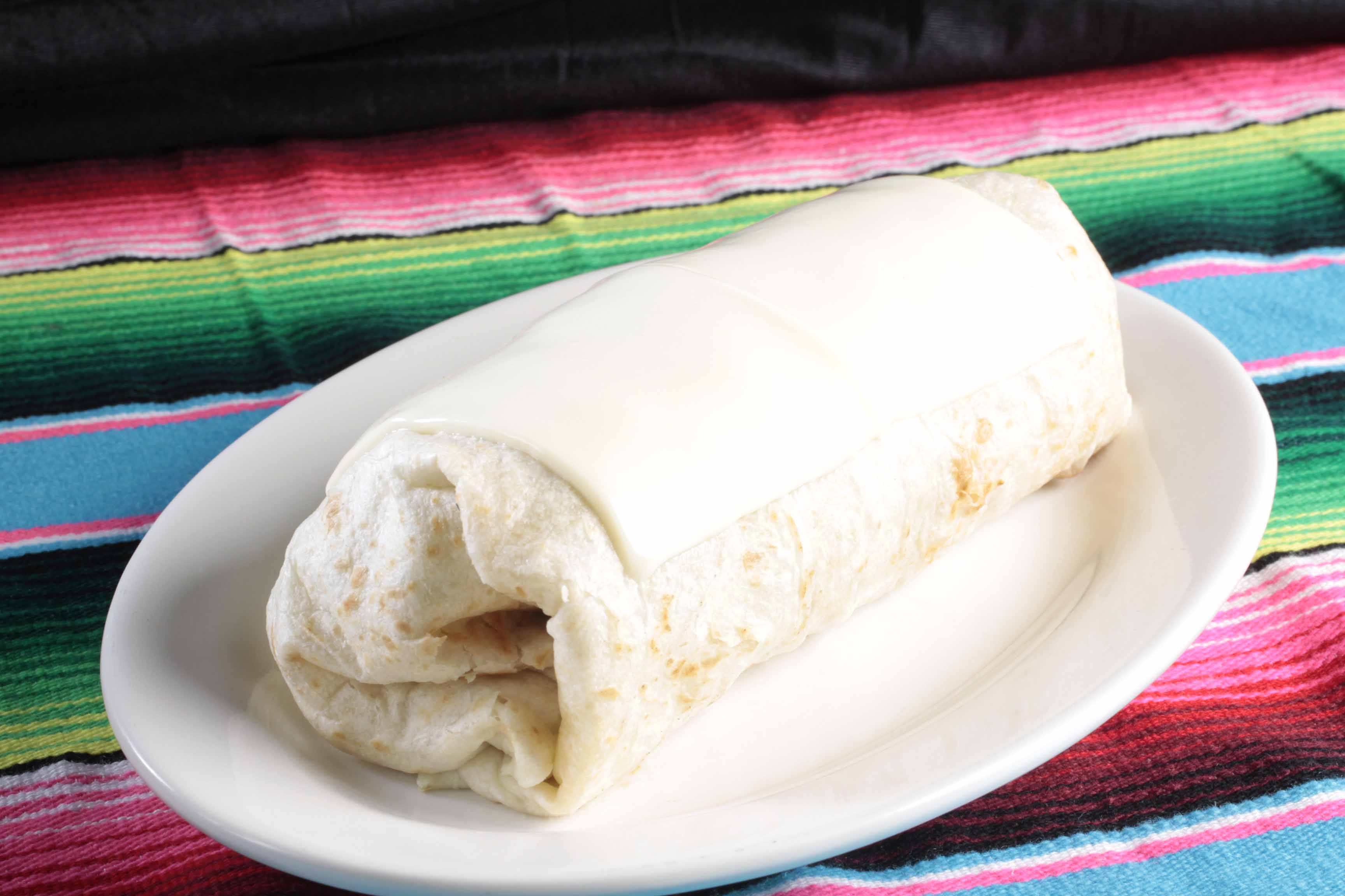 Burrito Suizo