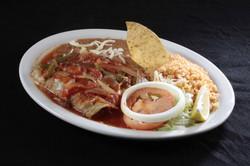 Sarape Enchiladas