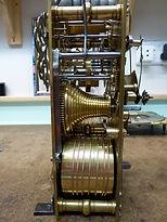 clock repair lancashire