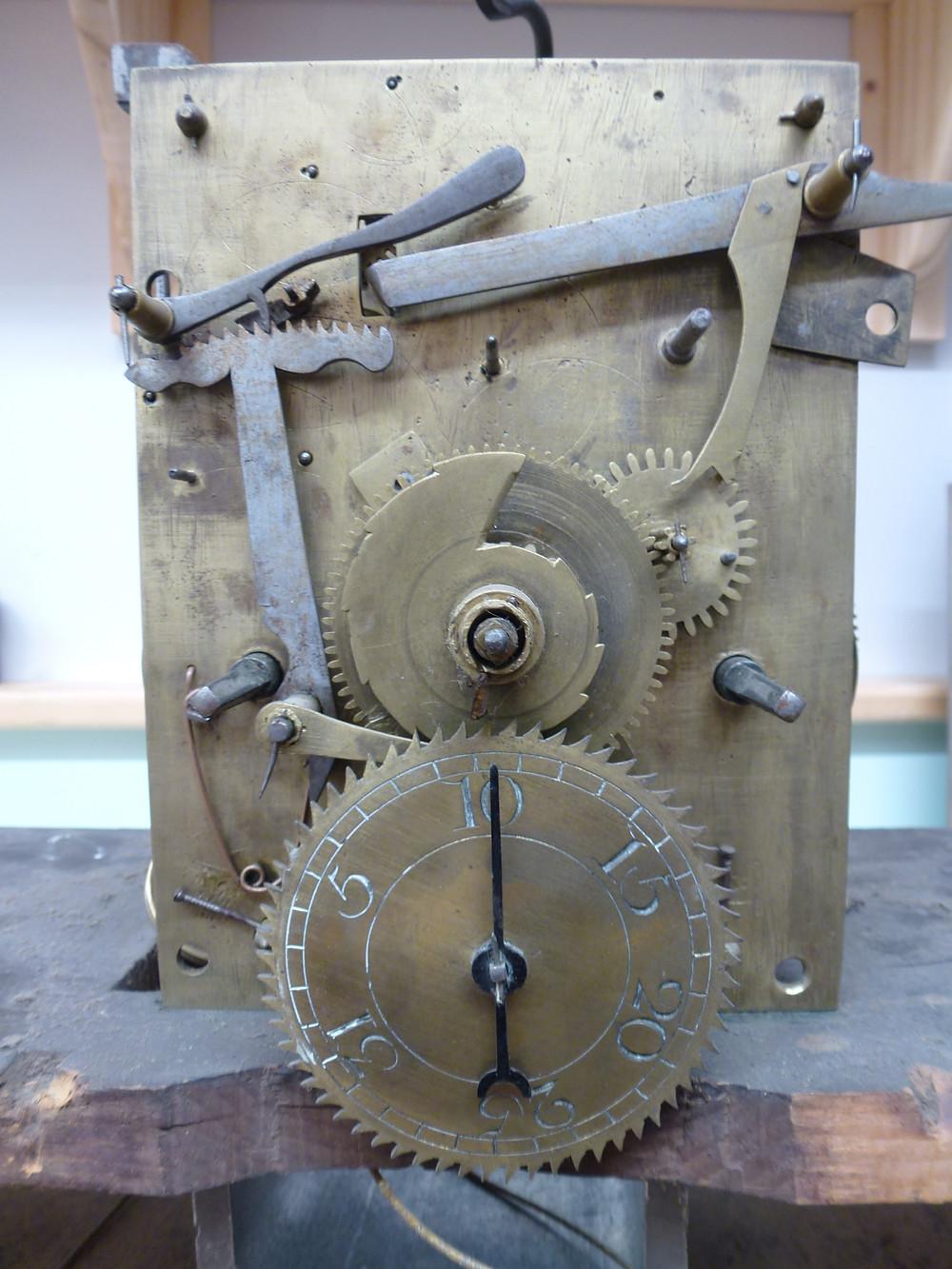 Longcase Clock Movement