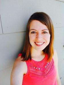 Photo of author, Kami Lingren. Smiling.