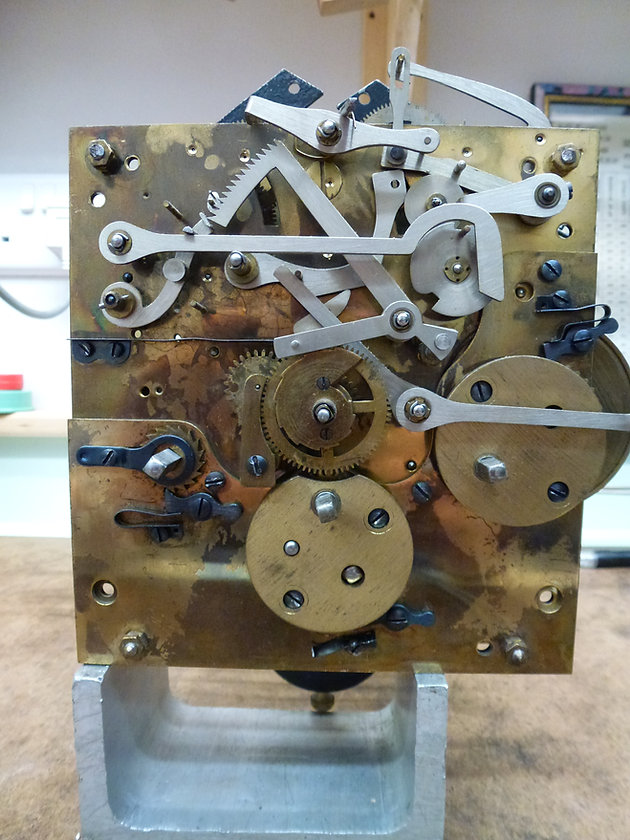 Clock repairs done properly at Cumbria Clocks