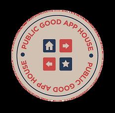 Public Good App House logo
