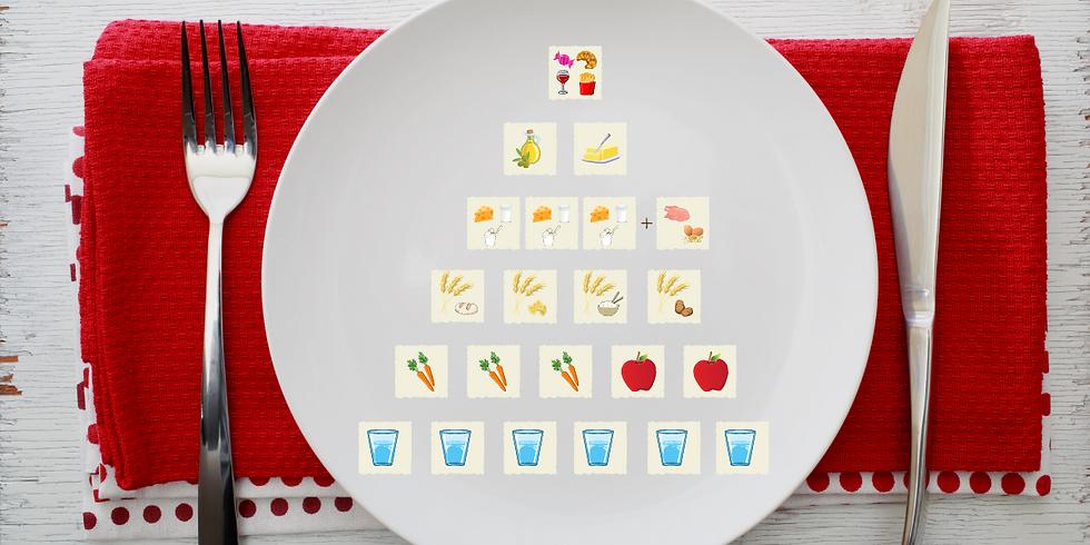 Ausgewogen essen - bewusst ernähren