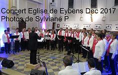 Concert Eglise de Eybens Dec 2017 Photos