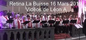 Retina La Buisse 16 Mars 2019 Videos de