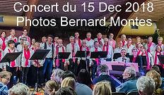 Concert 15 Dec 2018 Photos Bernard Monte