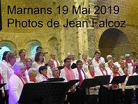 Marnans 19 Mai 2019 Photos de Jean Falco