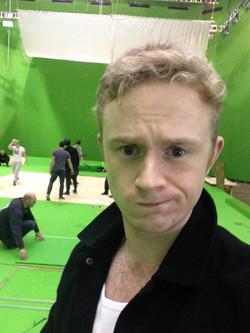 Behind the scenes on Doctor Strange