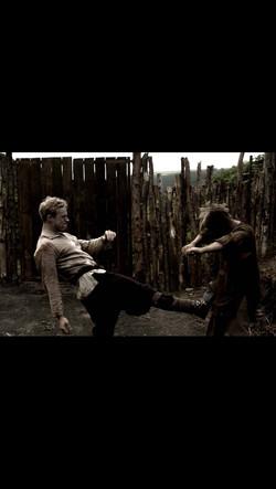 Still from The Lost Viking