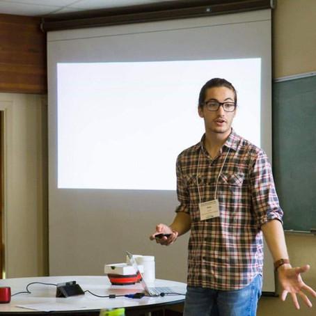 Young Ontario activist spotlight: Aidan Brushett