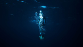 Diving under ice: Tales from 50 feet below