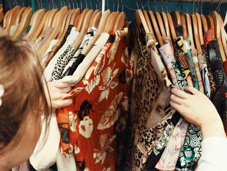 Thrift stores of Queen Street West