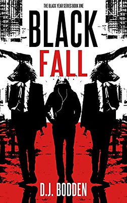Black Fall by D.J. Bodden