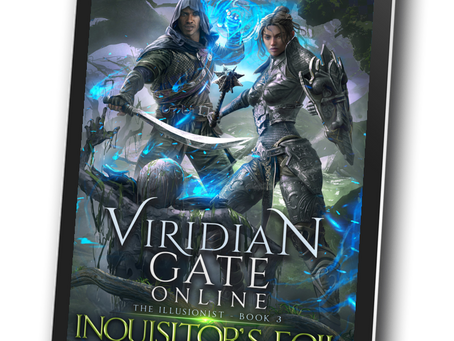 Inquisitor's Foil Out Today
