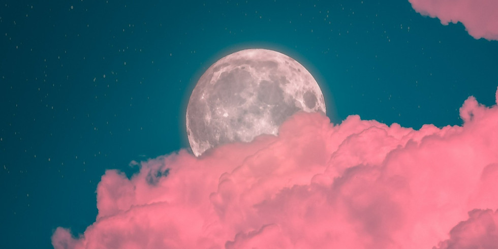 Pink Full Moon Intuitively Guided Healing Group