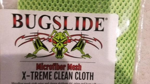 BUG SLIDE X-TREME CLEAN CLOTH