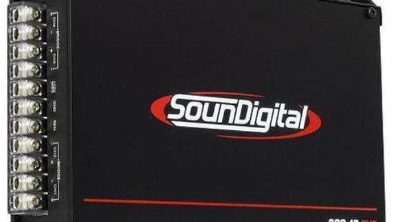 Sound Digital SD800.4S EVO 4 Ohm
