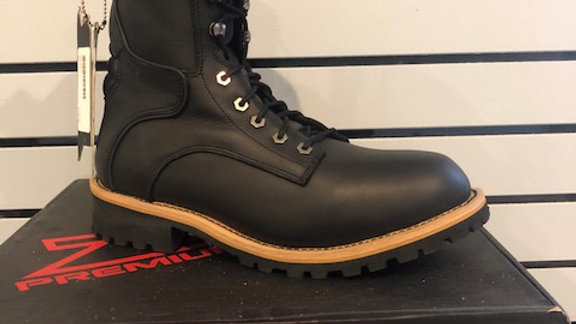 Z1R BOOT M4 BLK