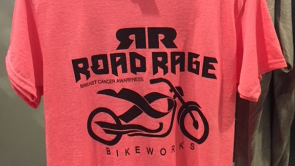RRBW BREAST CANCER AWARENESS T'S