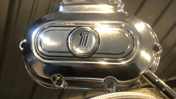 HARLEY DAVIDSON  CLUTCH RELEASE COVER