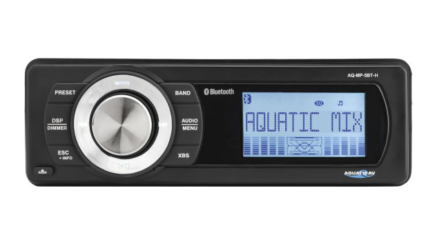 AQUATIC AV BLUETOOTH H-D STEREO
