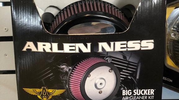ARLEN NESS BILLLET SUCKER SCLPD 99-16BK