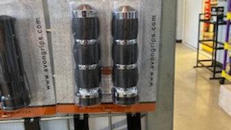 AVON GRIPS AIR CUSHONED 3-RING CHROME