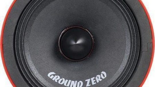Ground Zero Competition GZCM 8.0N-PRO