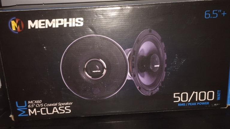 """MEMPHIS AUDIO M-CLASS 6.5"""" SPEAKERS"""