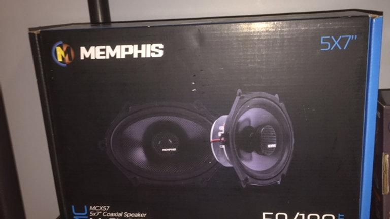 MEMPHIS AUDIO M-CLASS MCX57