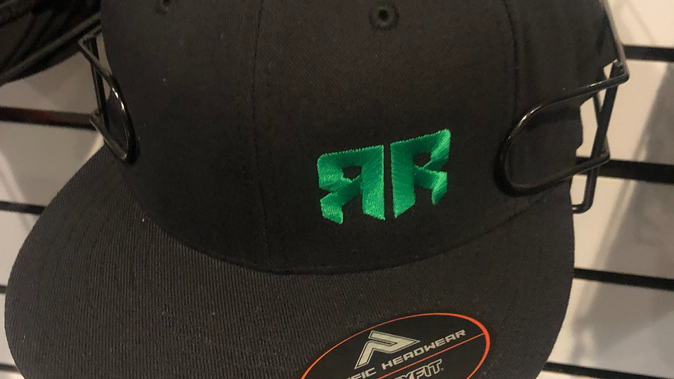 RRBW FLEX FIT FLAT BILL