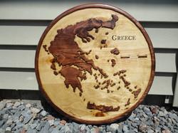 Greece Medium Carving