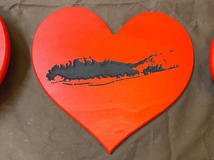 Love Long Island Sign