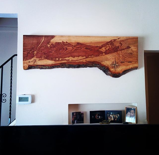 Long Island & NYC Live Edge