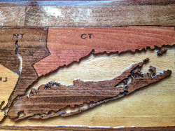Inset Map of Long Island