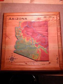 Arizona Color Personalized
