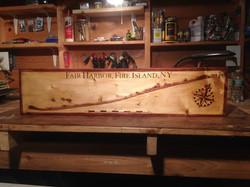 Custom Fire Island Plank
