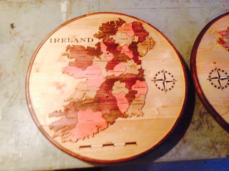 Ireland (Stain Shades) Medium
