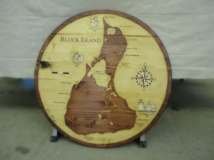 Block Island (Medium 2 ft.)