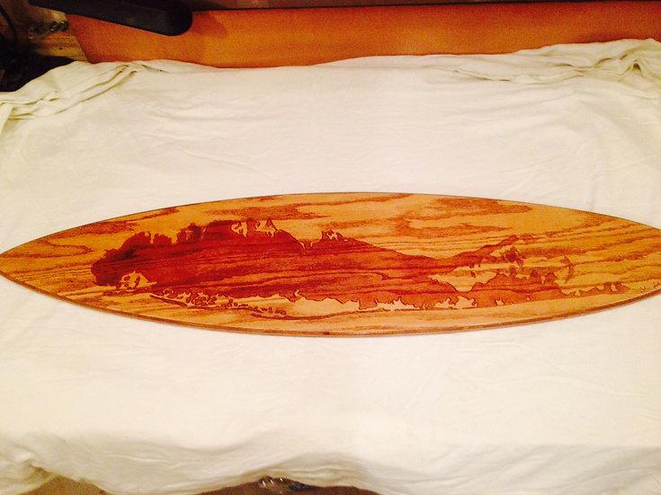 Long Island Surfboard (R&G)