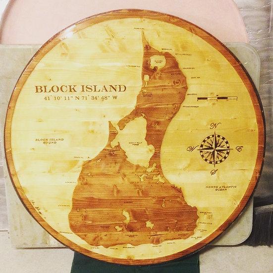 Block Island (Large 3 ft.)