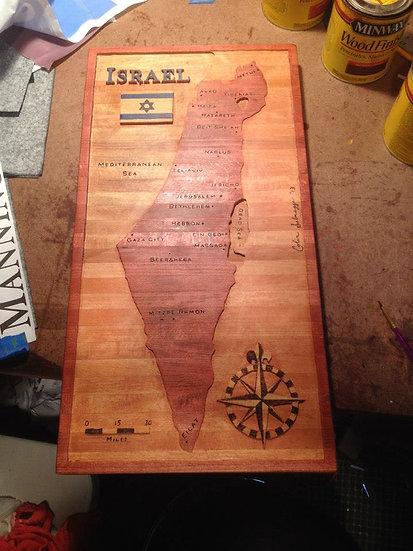 Israel Med. 2 1/2ft.