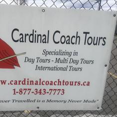 Cardinal Coach Tours