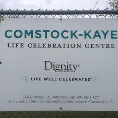 Comstock- Kaye