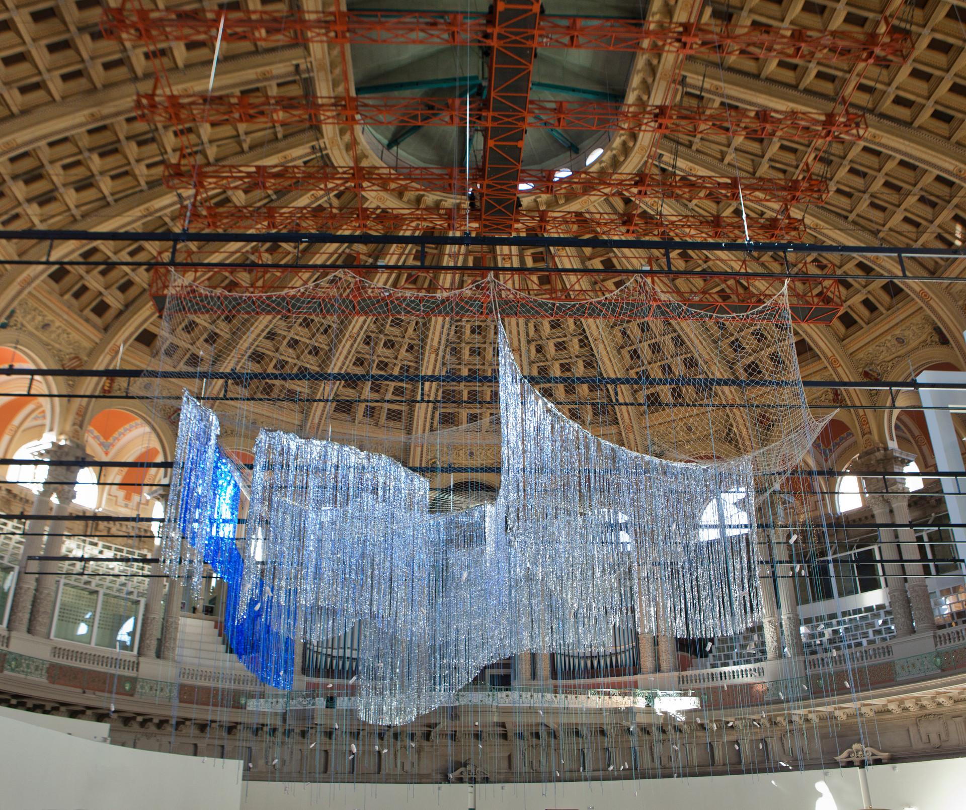 La lluvia: pensar el agua en la arquitectura