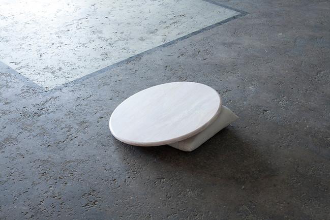 La mesa de la entrada
