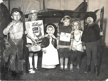 Halloween Group Portrait